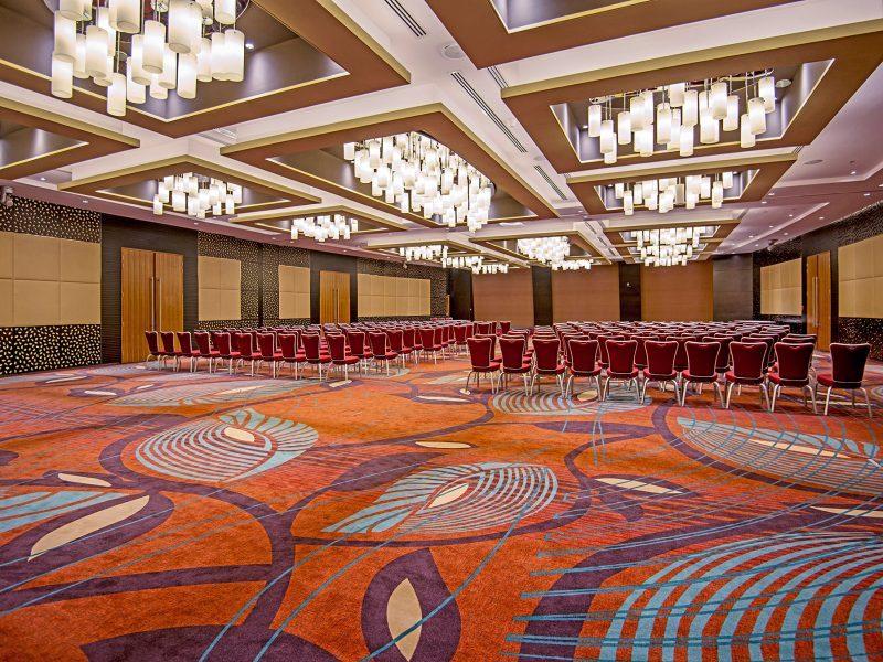 Mocheta Personaliza - Mocheta EGE Carpets - Crowne Plaza, Doha