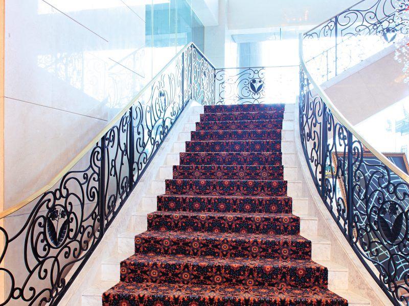 Mocheta Personalizata - Mocheta EGE Carpets - Double Tree Resort by Hilton, Germania