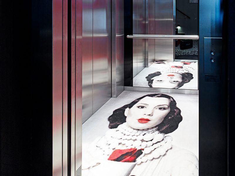 EGE Carpets - Hotel le Clervaux, Luxemburg