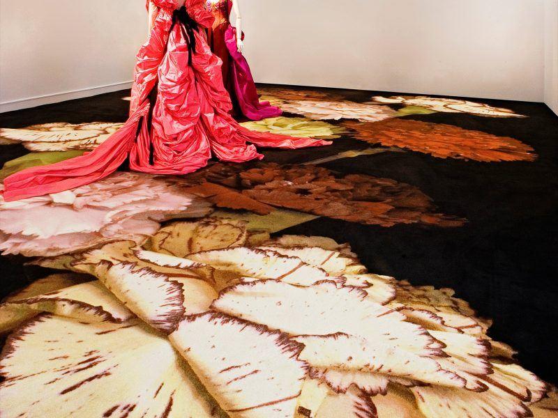 Mocheta Personalizata - Mocheta EGE Carpets - Musee Reattu, Franta