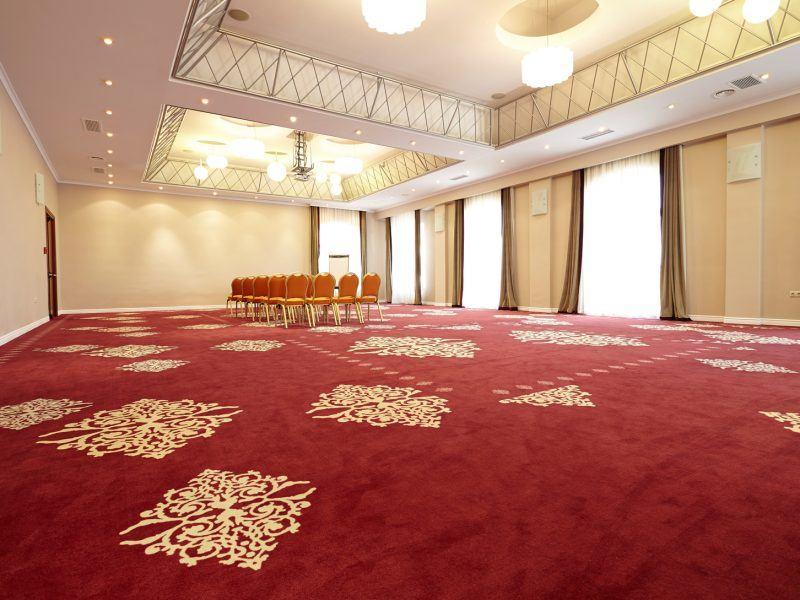 Mocheta Personalizata - Mocheta Sala Conferinte Caro Bucuresti | Carpet & More
