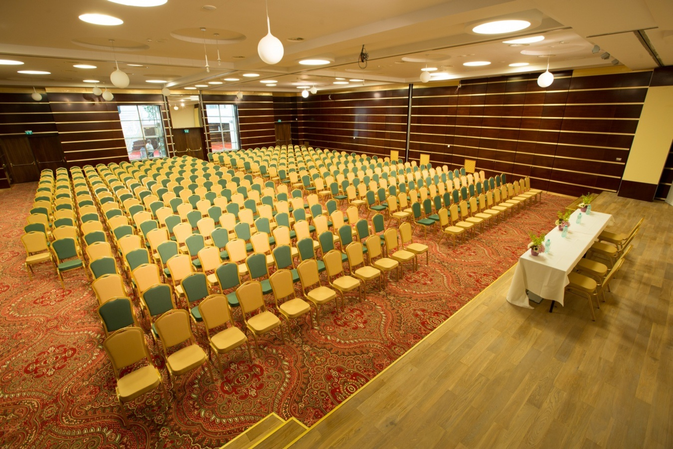 Auditorium – Hotel International Palace – Iasi – 1
