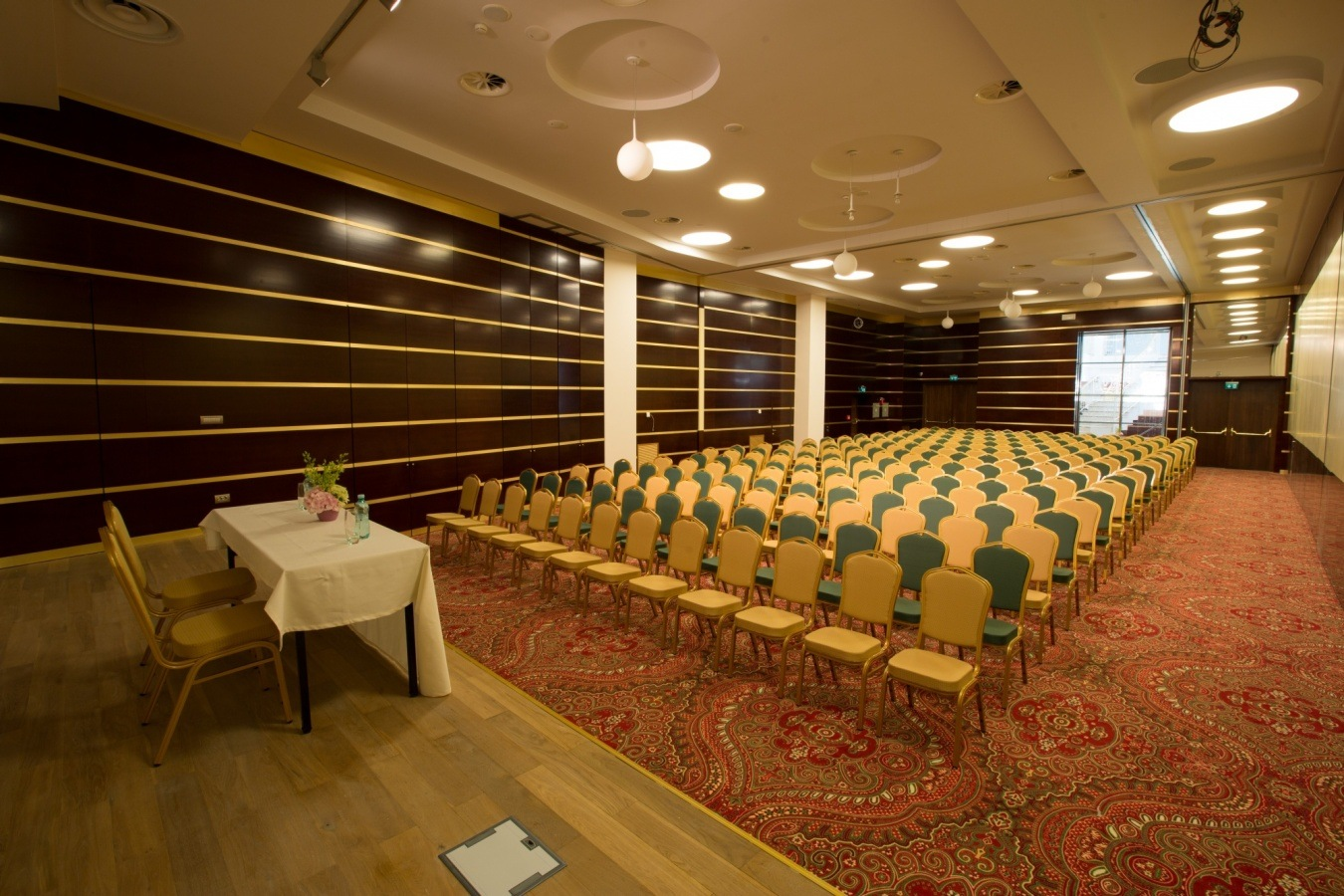 Auditorium – Hotel International Palace – Iasi – 2