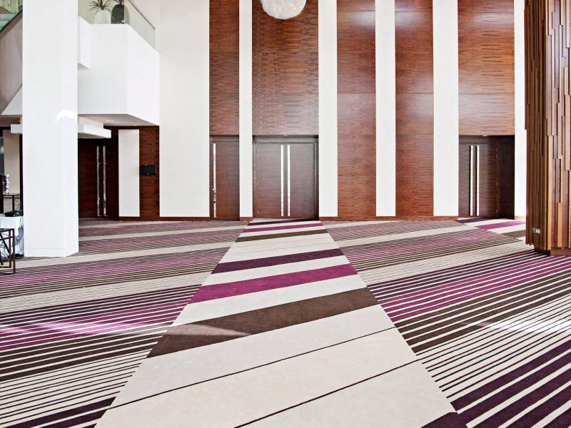 Mocheta Personaliata - Mocheta EGE Carpets - Fairmont Bab-Al-Bahr, Abu Dhabi