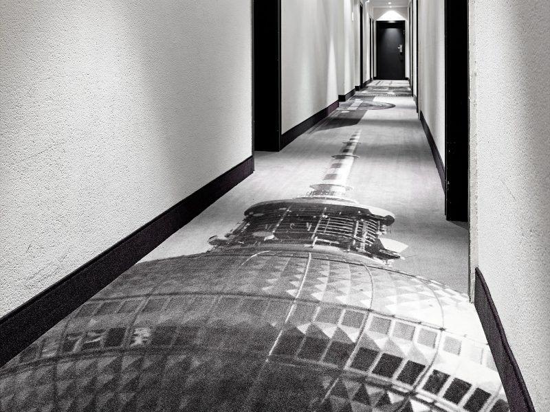 Mocheta Personalizata - Mocheta EGE Carpets - Grand City Hotel Kudamm, Berlin