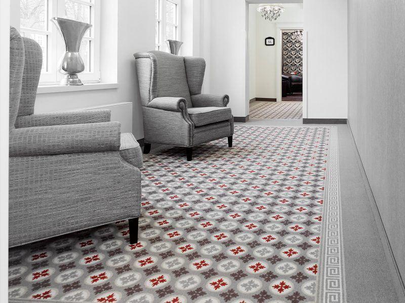 Mocheta Personalizata - Mocheta EGE Carpets - Mocheta Hotel Altes Museum, Germania
