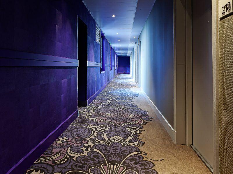 Mocheta Personalizata - Mocheta EGE Carpets - Hotel De L'Univers, Franta