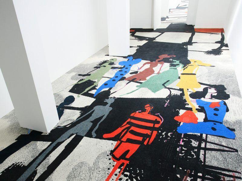 Mocheta Personalizata - Mocheta EGE Carpets - Palais Galliera, Franta