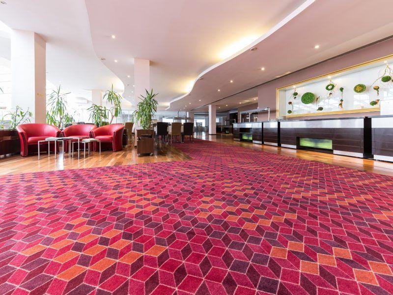 Mocheta Personalizata - Mocheta Restaurant New Montana Sinaia | Carpet & More