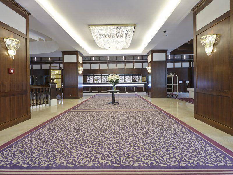Mocheta personaliza - Mocheta Hotel International Sinaia | Carpet & More
