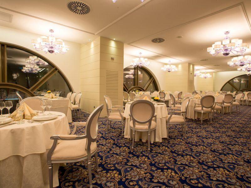 RESTAURANT PANORAMIC HOTEL INTERNATIONAL - IASI
