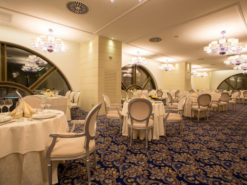 RESTAURANT PANORAMIC HOTEL INTERNATIONAL - IASI