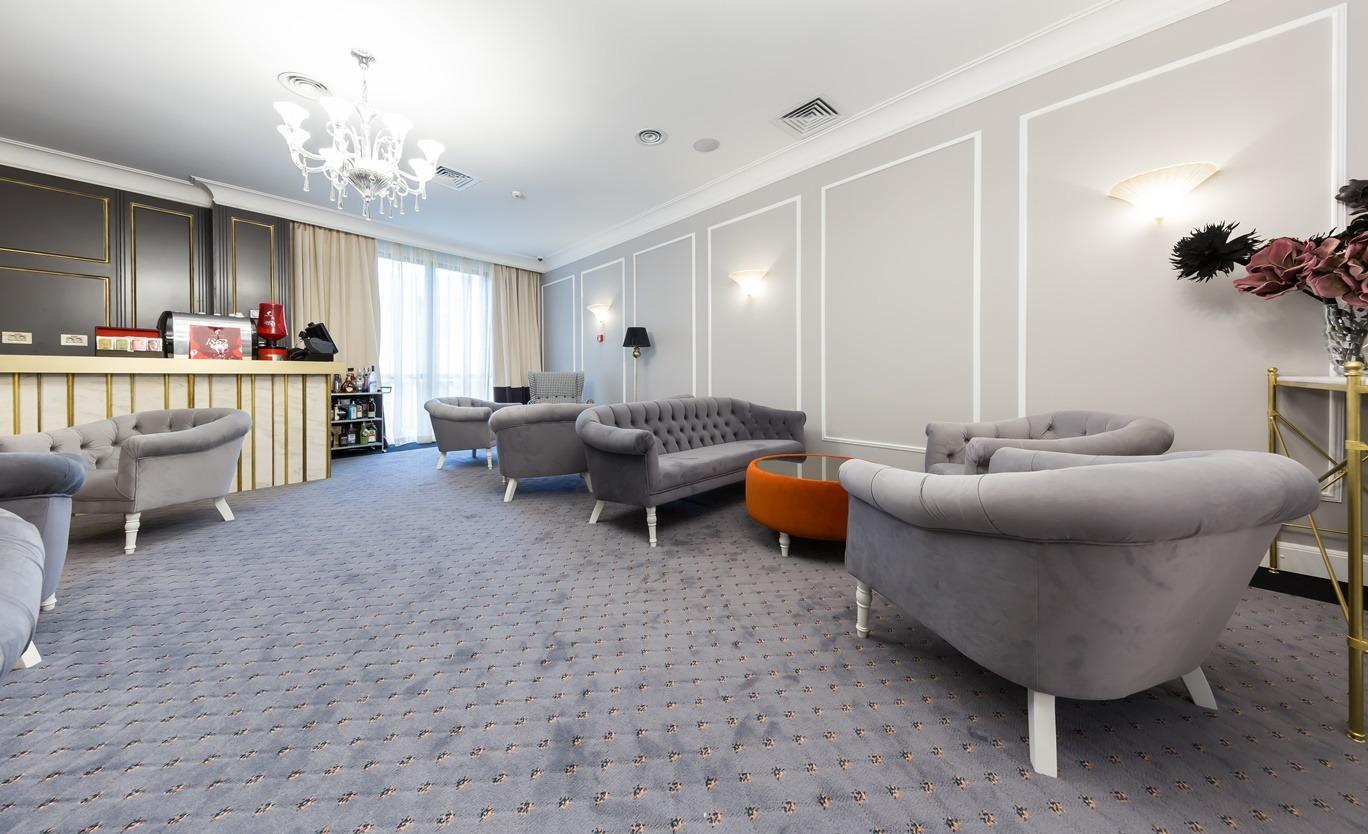 Lounge & Restaurant Hotel Splendid – Craiova – 5