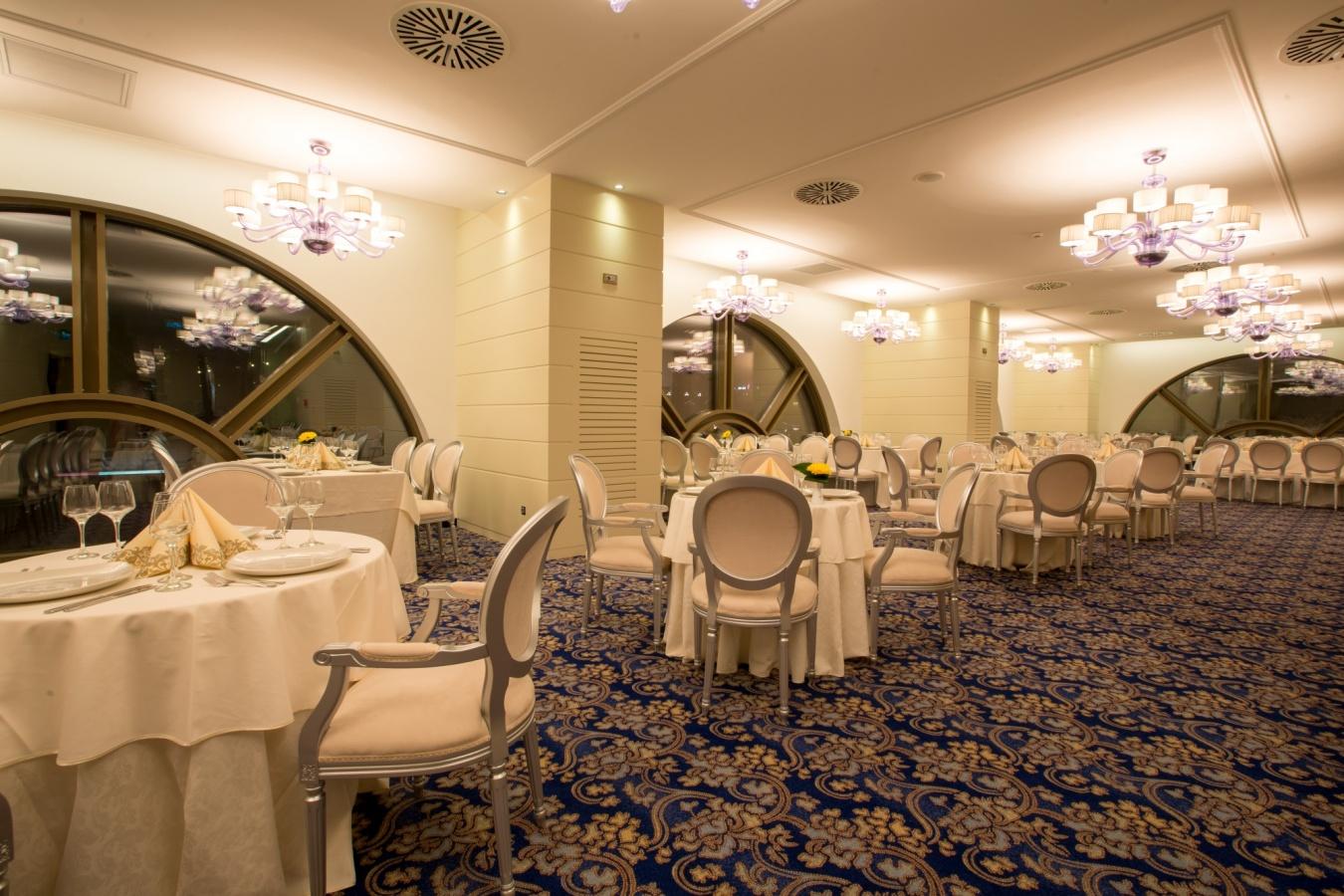 Restaurant Panoramic – Hotel International Palace – Iasi – 1
