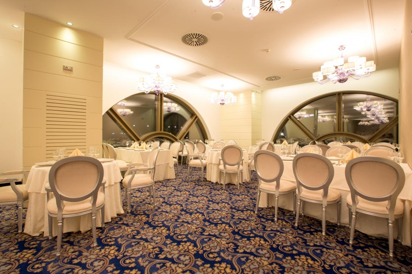 Restaurant Panoramic – Hotel International Palace – Iasi – 2