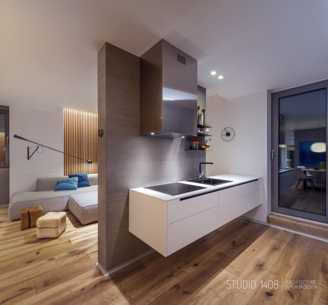 Apartment By Studio 1408 In Bucharest . 2016 Http://Www.Studio1408.Com/