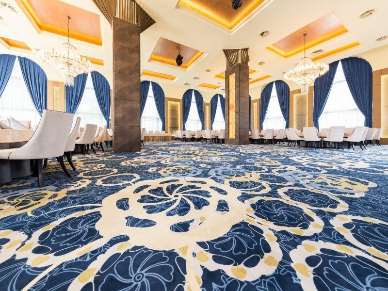 Mocheta Personalizata- Mocheta Ballroom Edma Alexandria | Carpet&More