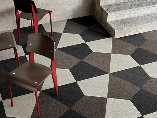 Mocheta Trafic Intens - Mocheta Colectia Kite Epoca Knit by EGE | Carpet&More