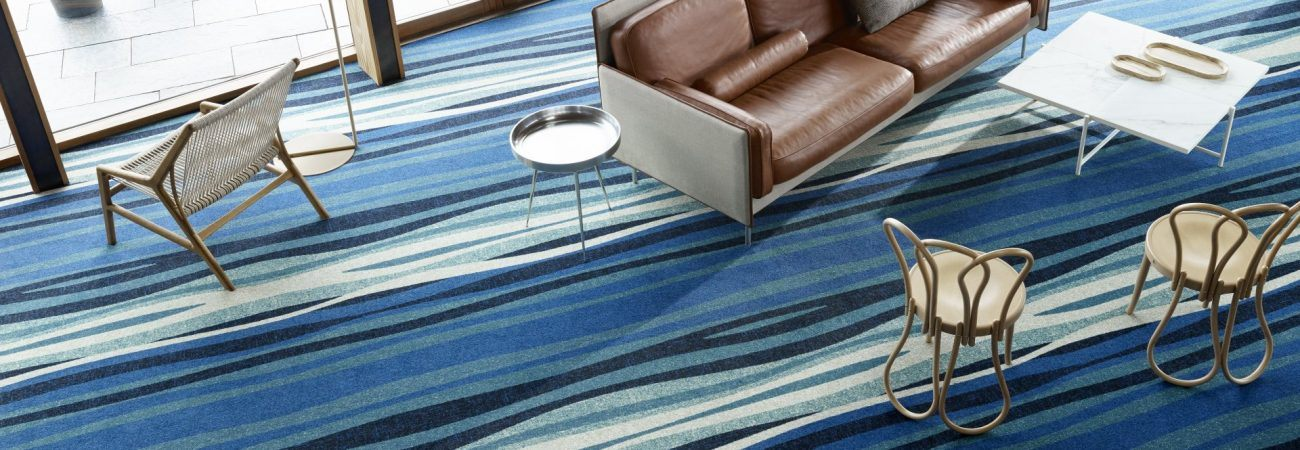 Mocheta Trafic Intens Nature by EGE Carpets