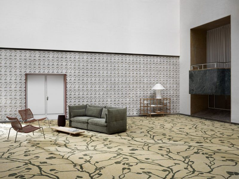 Mocheta Nature Spring Branch by EGE Carpets | Carpet & More