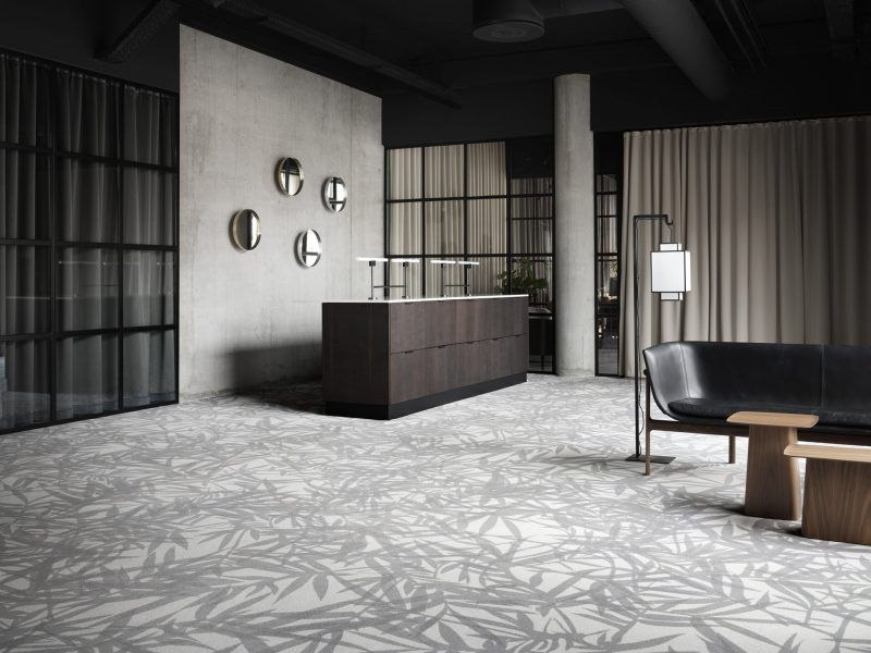 Model Mocheta Trafic Intens Natur Graphic Bamboo by EGE Carpets | Carpet & More