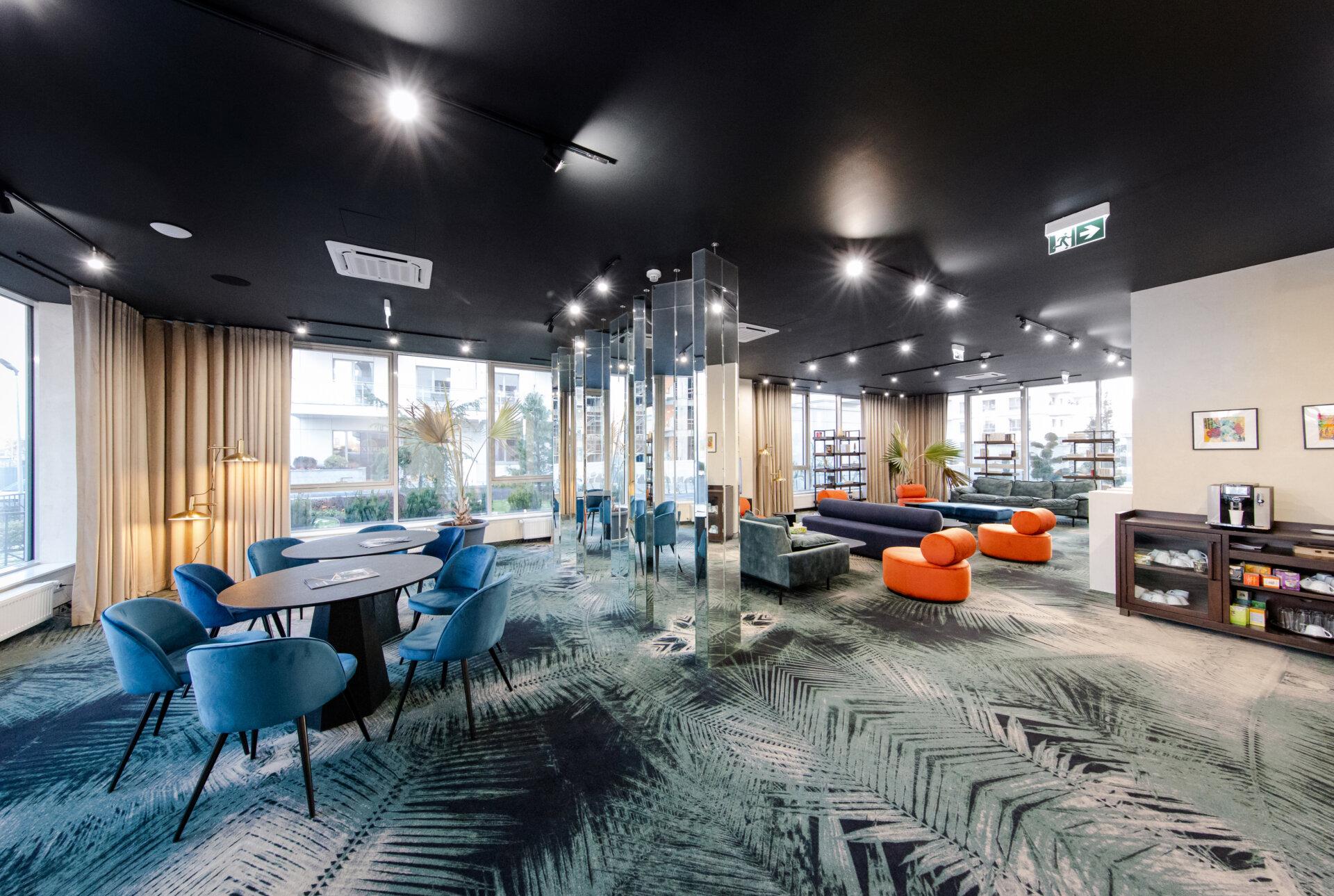 Lounge Luxuria Residence